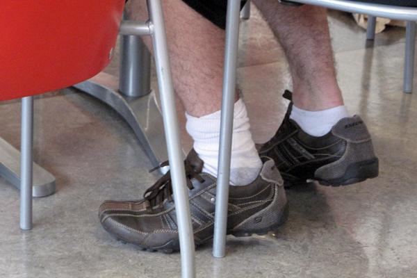 white-socks