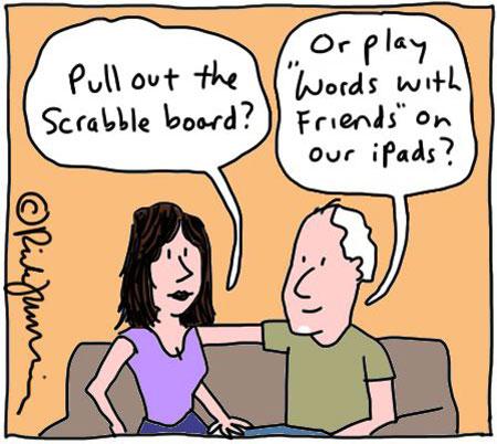 Cartoon by Rick Jamison