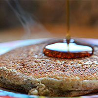 Post image for Buckwheat Pancakes… With Chia!
