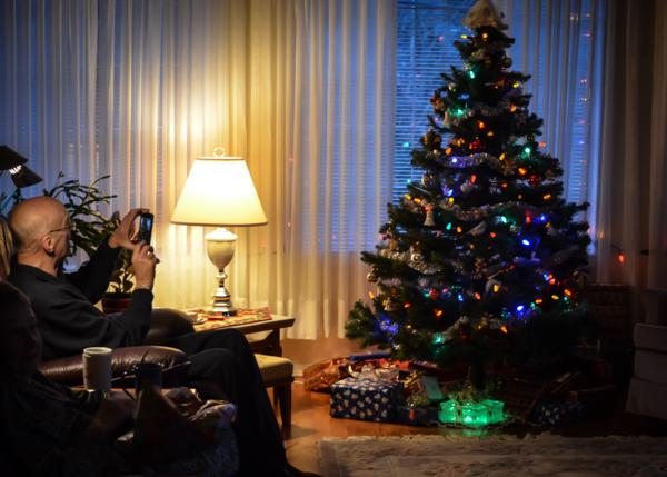 Christmas Vancouver Island Style-1