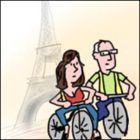 Post image for Hand Signals For Bike Riding in Paris