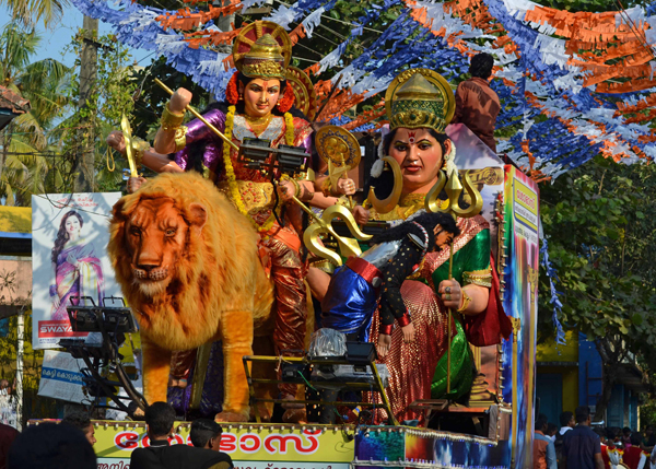 India Temple Festival15