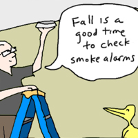 Thumbnail image for Smoke Alarm